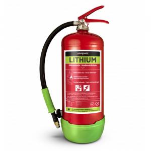 avd Lithiumsläckare 6 liter