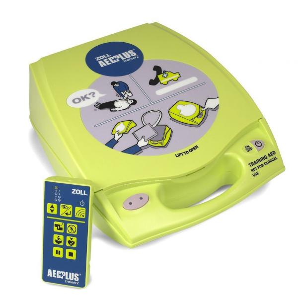 Zoll AED Plus Övningshjärtstartare