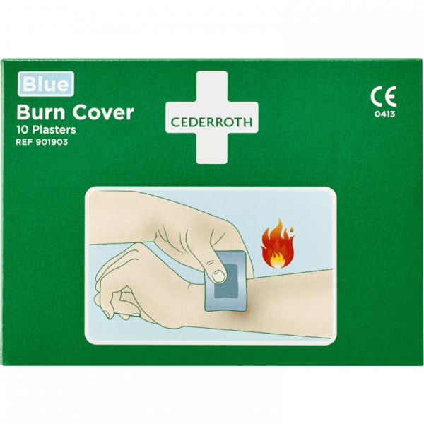 burn cover cederroth