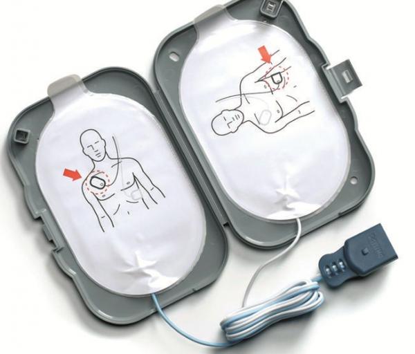 Elektroder till Philips FRx