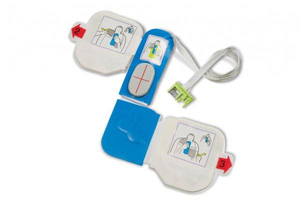 elektroder till zoll hjärtstartare