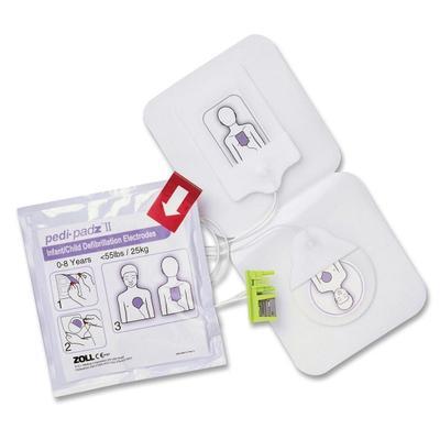 zoll barnelektroder