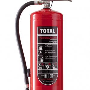 6 kg brandsläckare