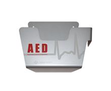 vägghållare till hjärtstartare