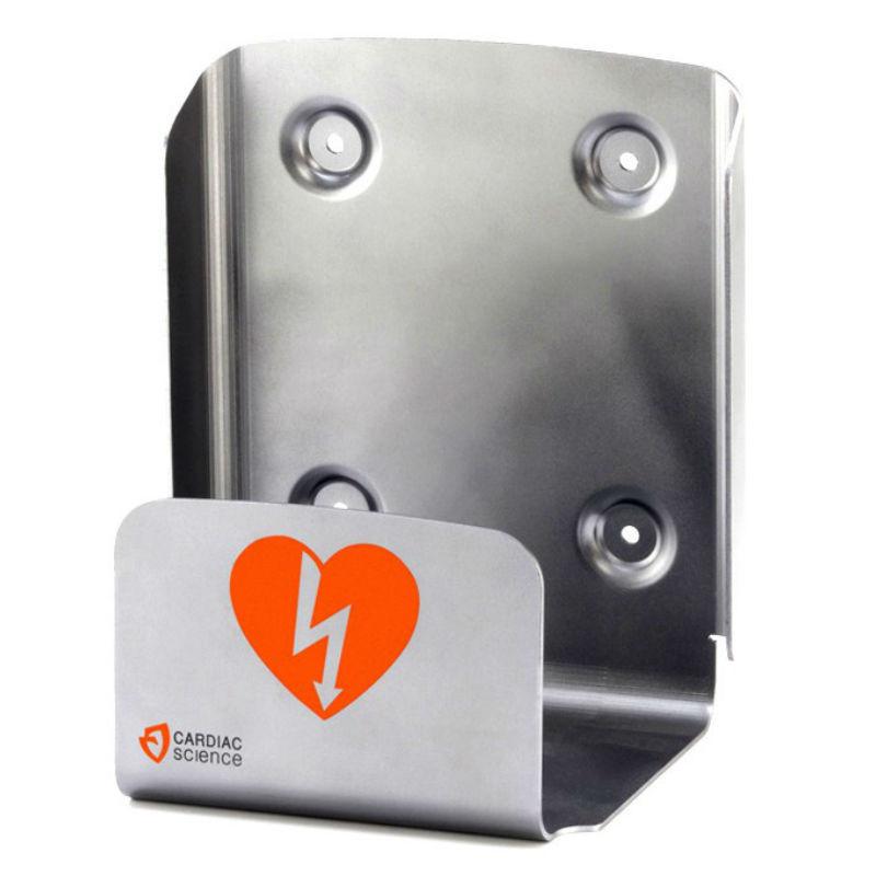 Väggfäste till powerheart G5 hjärtstartare