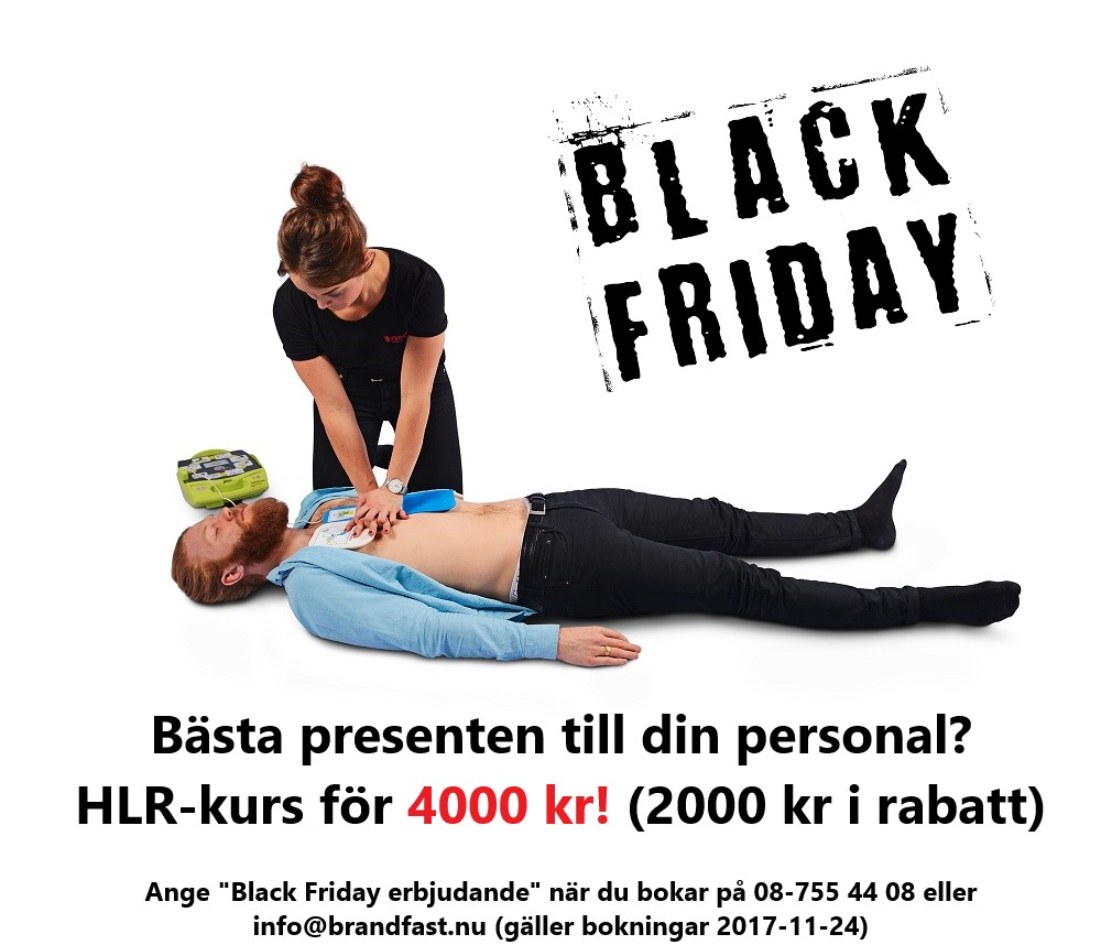 Black friday hlr