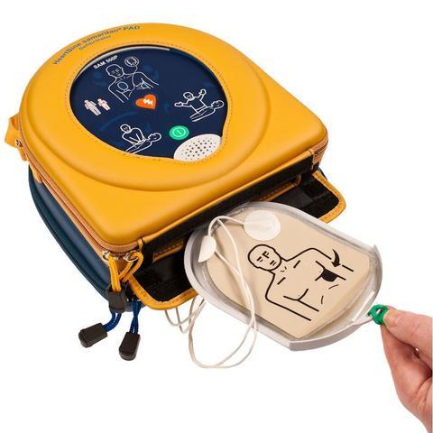 Samaritan PAD 300P, 350P, 360P, 500P batteri/elektroder vuxen