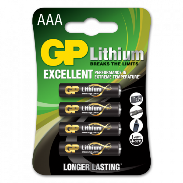 Batteri Lithium 103173