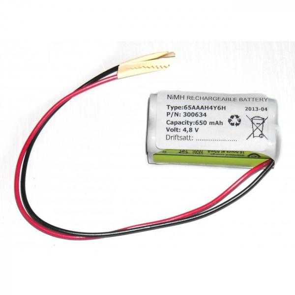 batteri nödljus 300634