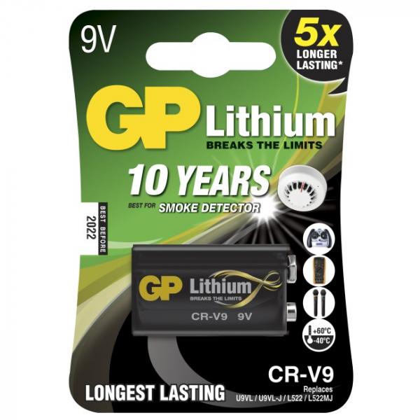 Batteri Lithium 255076