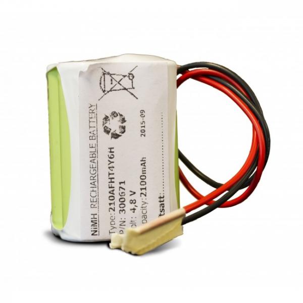 Batteri nödljus 300671