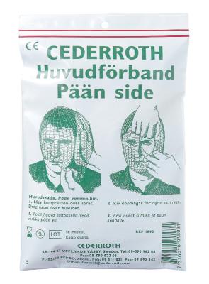Cederroth huvudförband 077100642
