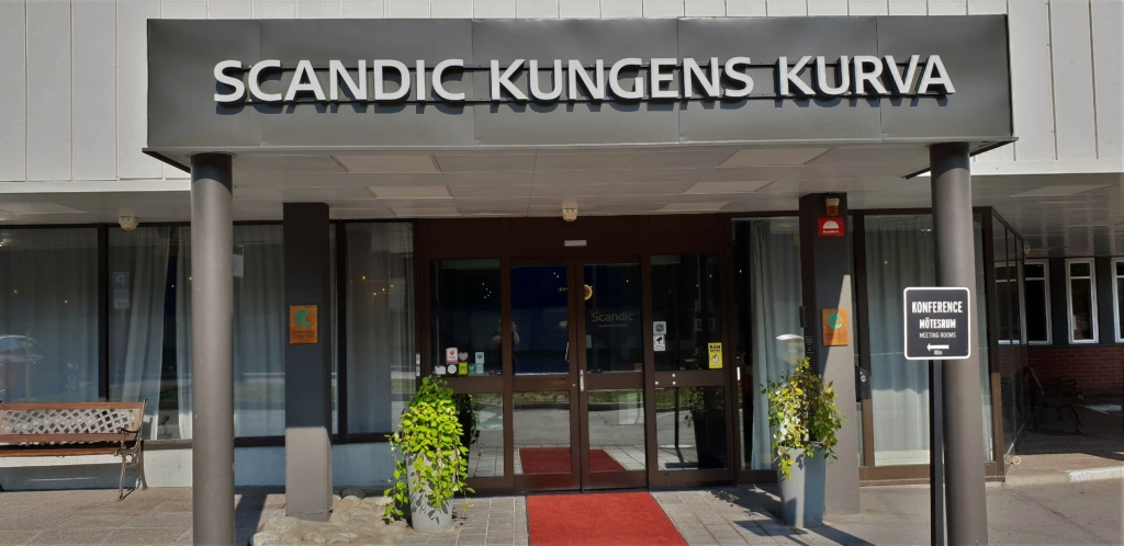 heta arbeten Scandic Stockholm