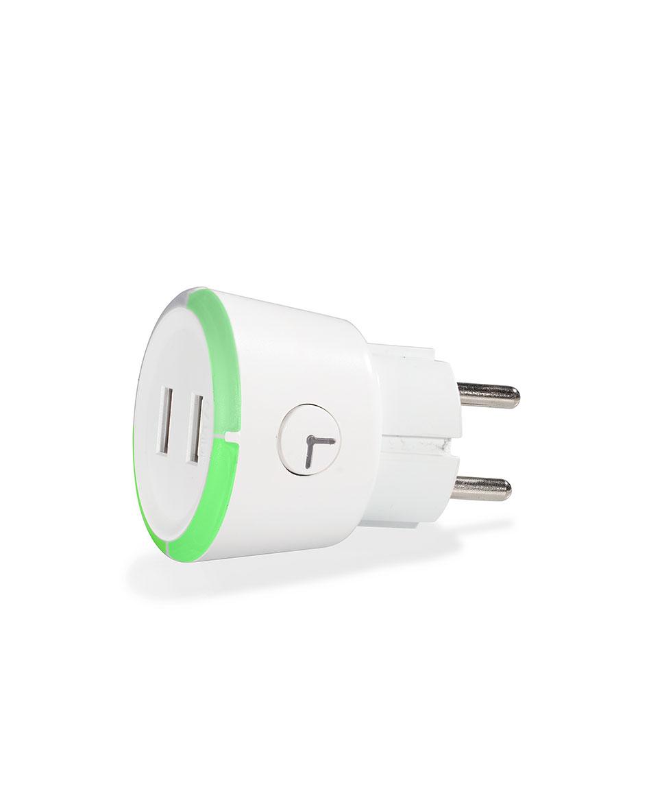 USB säkerhetstimer för mobil och surfplattor ???vit (CAPiDi)