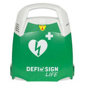 DefiSign LIFE hjärtstartare