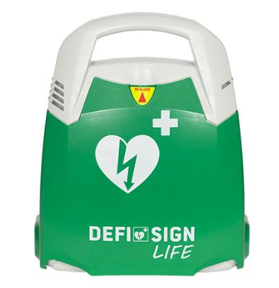 DefiSign LIFE Hjärtstartare helautomatisk