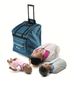 Laerdal Little Family HLR-dockor