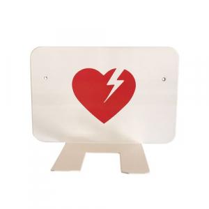 väggkrok för hjärtstartare