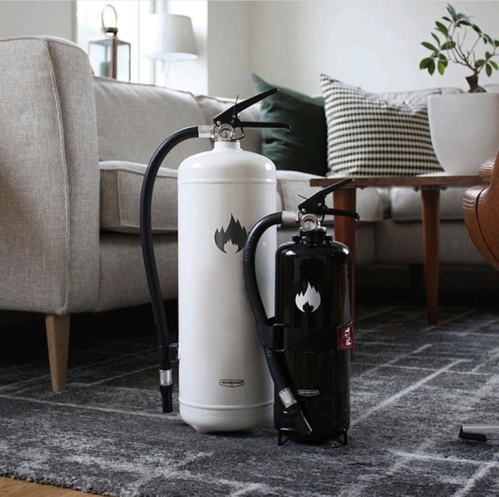 housegard brandsläckare