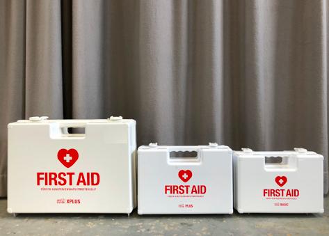 första hjälpen väska - Life station