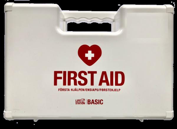 lifestation - Basic, första hjälpen