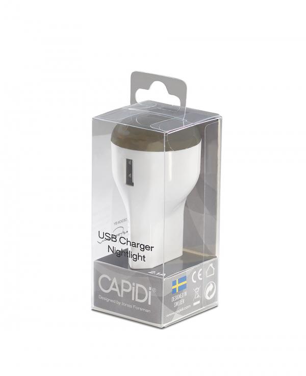 Capidi USB nattlampa