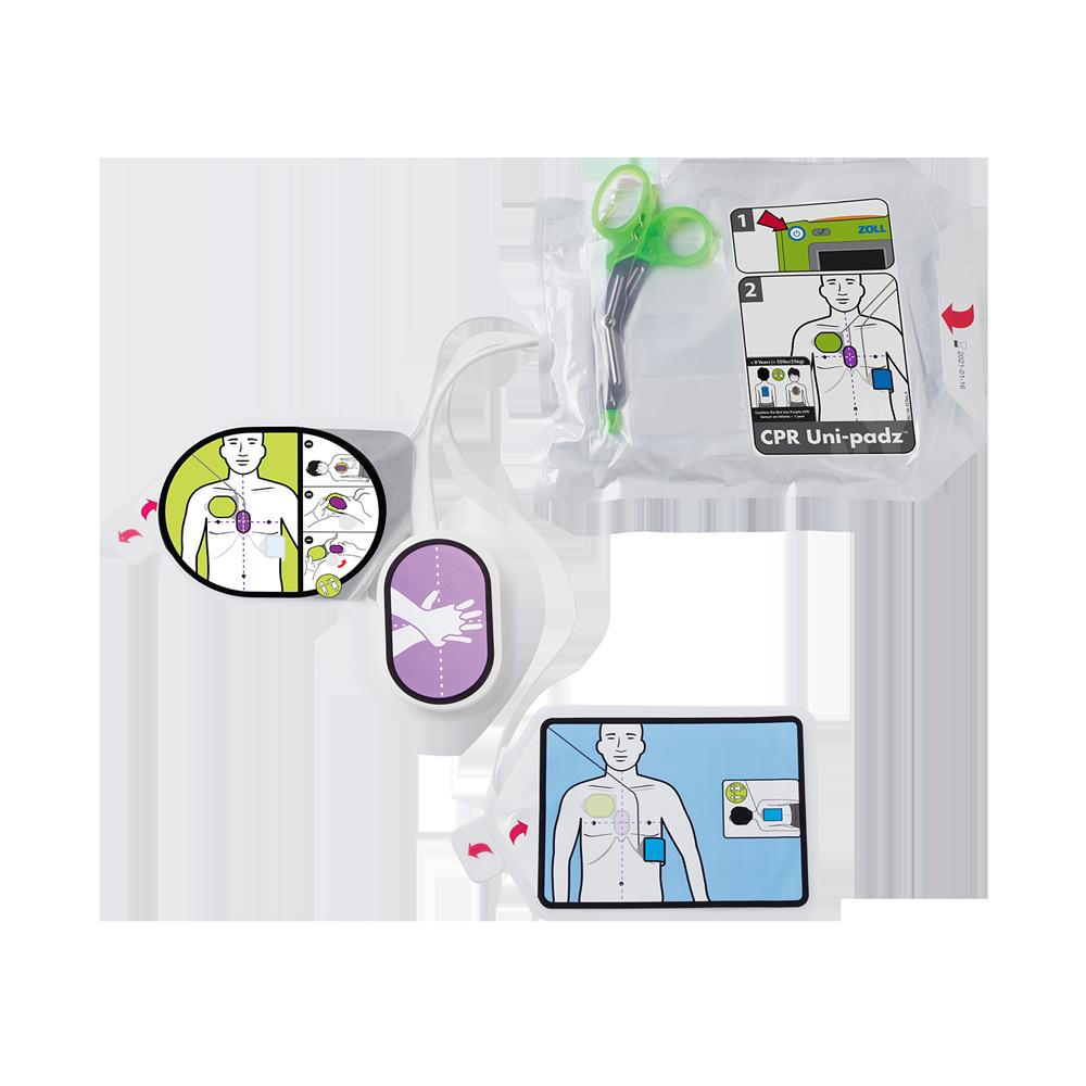 Elektrod zoll AED 3