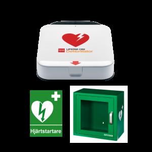 Hjärtstartarpaket 2
